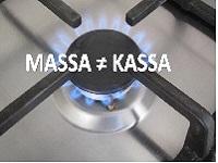 massa = kassa